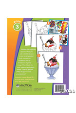 MindWare Extreme Dot to Dot Stickers: Book 3