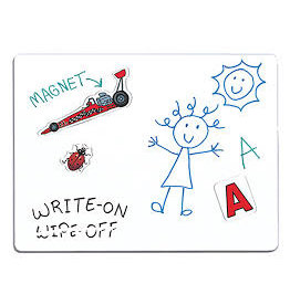 PlayMonster Magnetic Dry-Erase Board