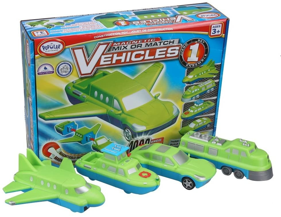 Mix or Match Vehicles - 7 Vehicle Set
