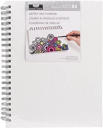 Royal Langnickel Sketchbook Large - Canvas Cover