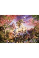 Cobble Hill 350 Piece Realm of the Unicorn (Family) Puzzle