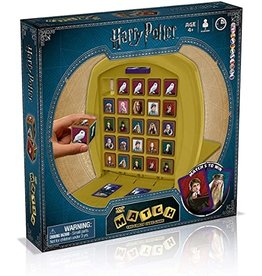 Top Trumps Harry Potter - Match Cube Game