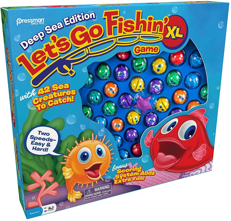 Let's Go Fishin' XL