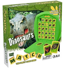 Top Trumps Top Trumps Match: Dinosaurs