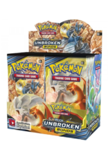 Pokemon Sun & Moon Unbroken Bonds