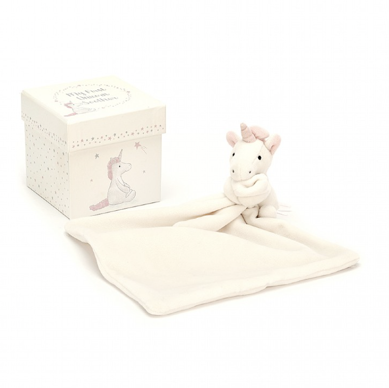 Jellycat My First Unicorn Soother