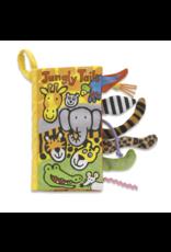 Jellycat Jungle Tails Book