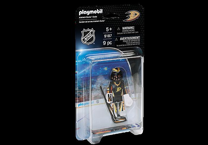 Playmobil NHL Anaheim Ducks Goalie