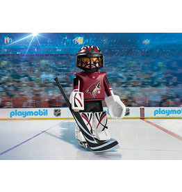 Playmobil NHL Arizona Coyotes Goalie