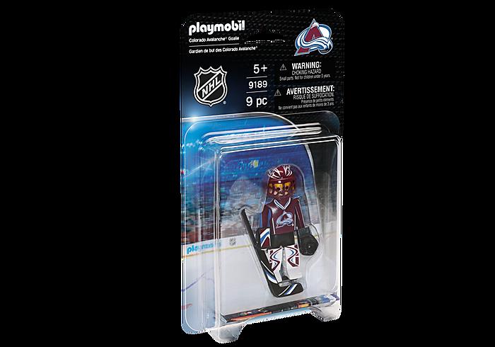 Playmobil NHL Colorado Avalanche Goalie