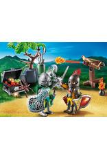 Playmobil Starter Pack - Knight's Treasure Battle