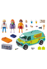 Playmobil Scooby-Doo! Mystery Machine