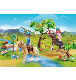 Playmobil Spirit III River Challenge