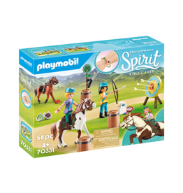 Playmobil Spirit III Outdoor Adventure
