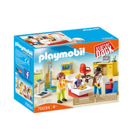 Playmobil Starter Pack - Pediatrician's Office