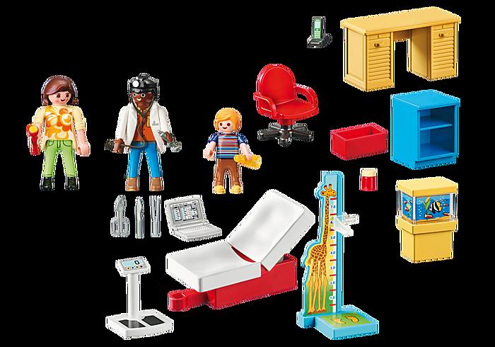 Playmobil Starter Pack - Pediatrician's Office