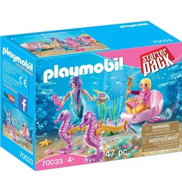 Playmobil Starter Pack - Seahorse Carriage