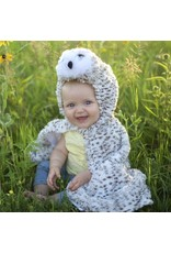 Great Pretenders Owl Baby Cape, Size 12- 24 months