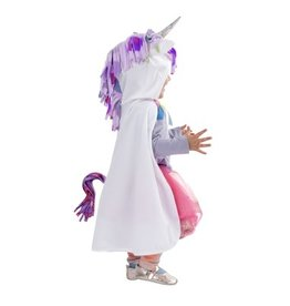Great Pretenders Baby Unicorn Cape, White, Size 12-24 months