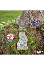 MindWare Paint-Your-Own Stone: Fairy Garden