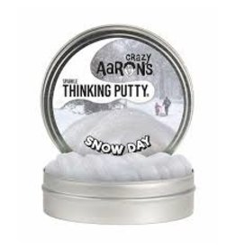 Crazy Aaron's Thinking Putty Snow Day