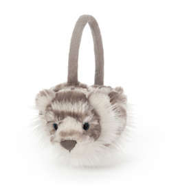 Jellycat Sacha Tiger Ear Muffs