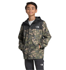 The North Face Boys Resolve Reflective Jacket Camo