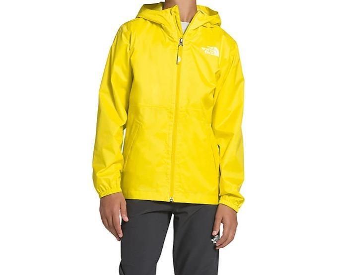 The North Face Youth Zipline Jacket TNF Lemon