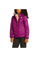 The North Face Girls Resolve Reflective Jacket Wild Aster Purple