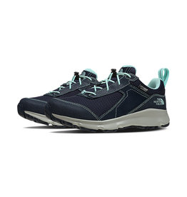The North Face Junior HedgeHog Hiker II WP Zinc Urban Navy/Moonlight Jade