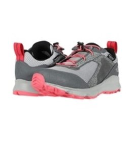 The North Face Junior HedgeHog Hiker II WP Zinc Grey/Calypso Coral