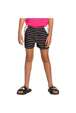 The North Face Girls Class V Water Short TNF Black Strip Print