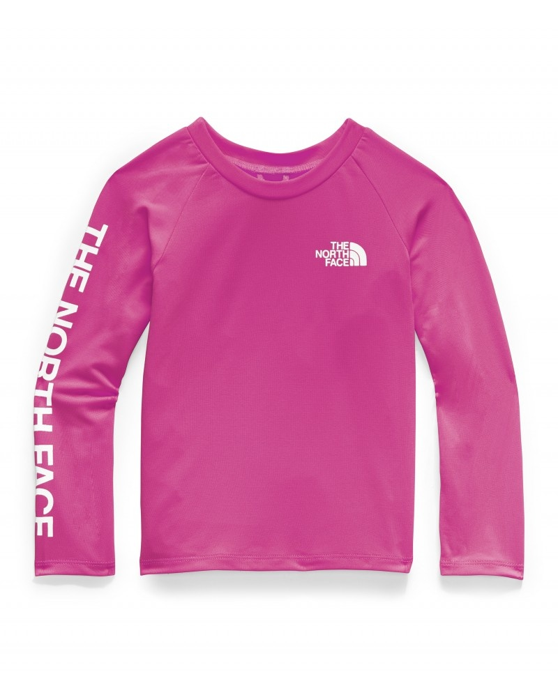 The North Face Toddler Class V Water T Mr Pink