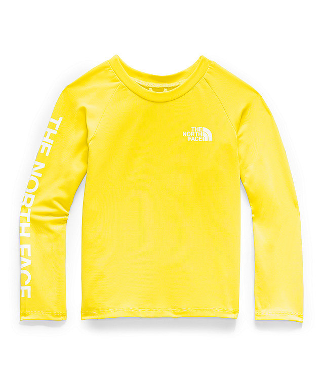 The North Face Infant Class V Water T TNF Lemon