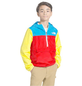 The North Face Youth Fanorak Jacket Fiery Red