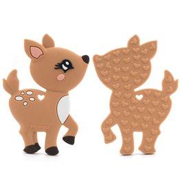 Glitter & Spice Deer Teether