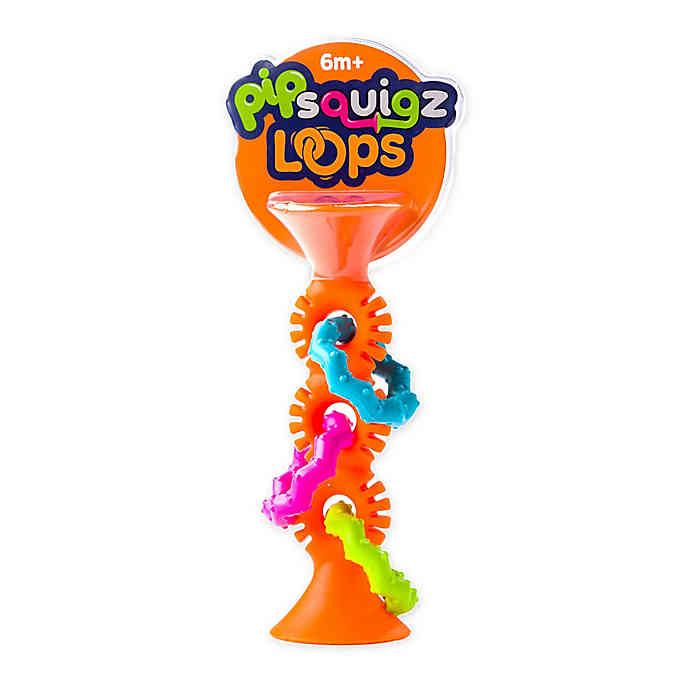 Fat Brain Toys pipSquigz Loops - Orange