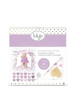 Lulujo Baby's 1st Year - With Brave Wings