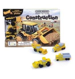 Junior Groovies Books - Construction