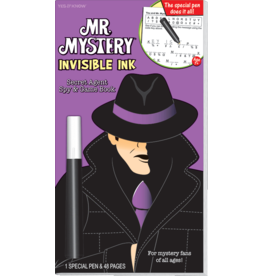 Lee Publications Mr Mystery Invisible Ink