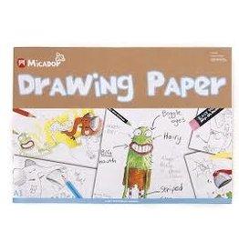 Micador Jr Drawing Paper A3 Pad