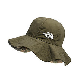 The North Face Baby Brimmer Hat Green/Camo