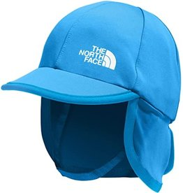 The North Face Baby Sun Buster Hat Clear Lake Blue