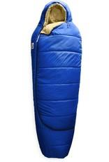 The North Face Youth Eco Trail Synth-20 Clear Blue Hemp Regular Sleepbag