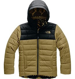 The North Face Boy Reversible Perrito Jacket British Khaki