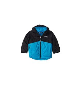 The North Face Toddler Snowqest Insulated Jacket Acoustic Blue