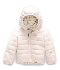 The North Face Infant Perrito Jacket Purdy Pink/Purdy Pink
