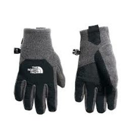 The North Face Youth Denali Etip Glove TNF Dark Grey Heather