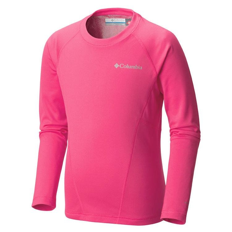 Columbia Midweight Baselayer Pink Ice