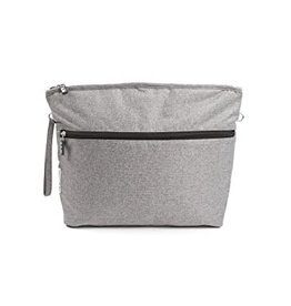 Clutch Small - Heather Gray